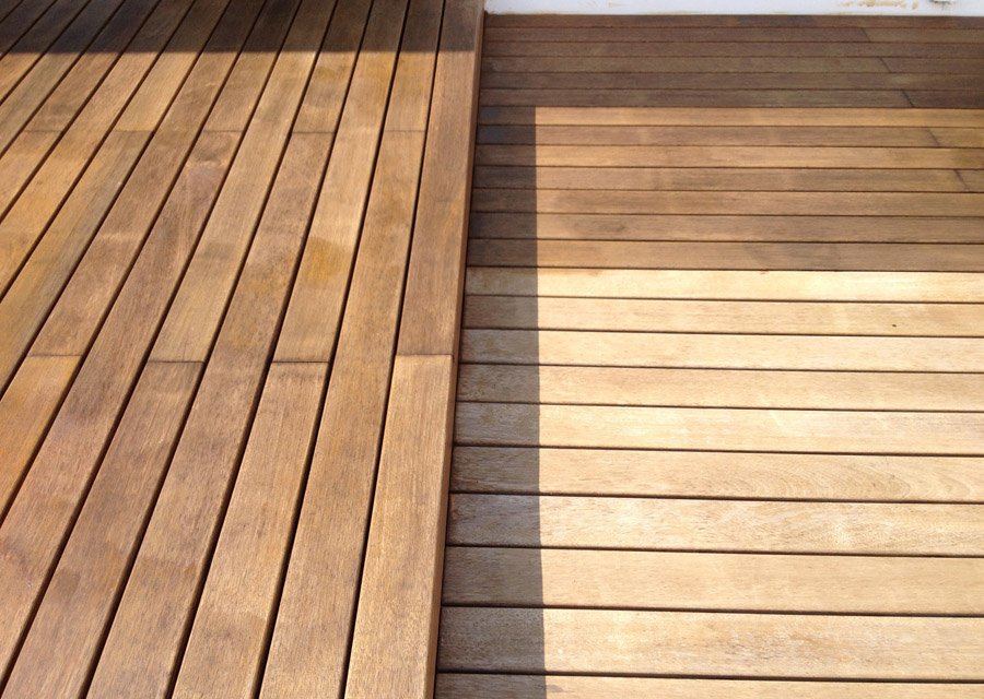 terrasses entretien nettoyage d grisage saturation de votre terrasse idparquet sp cialiste. Black Bedroom Furniture Sets. Home Design Ideas