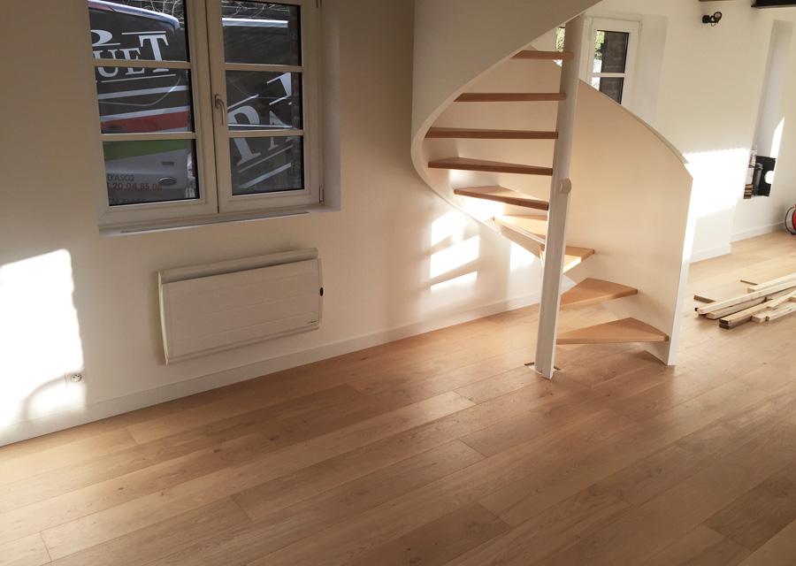 contrecoll ch ne rivage rustique a id parquet. Black Bedroom Furniture Sets. Home Design Ideas
